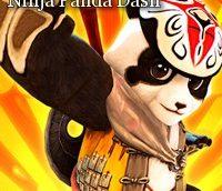 بازی فوق العاده نینجا پاندای دونده! Ninja Panda Dash