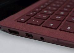 مدیران مایکروسافت معتقدند که پورت USB نوع C هنوز برای استفادهی عمومی آماده نیست.