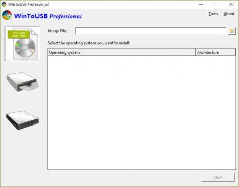راهکار نصب ویندوز روی درایو اکسترنال