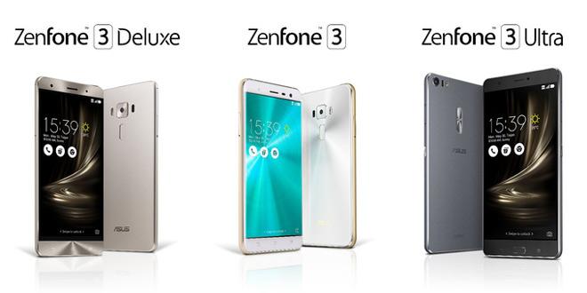 منتظر معرفی سه مدل گوشی ایسوس زنفون 4 باشید