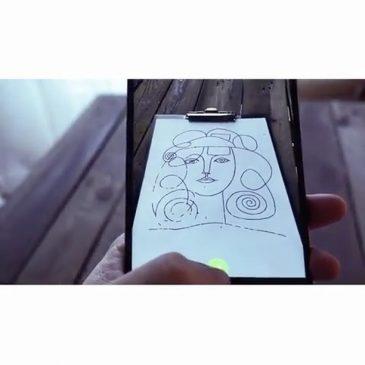 برنامه SketchAR: با واقعیت افزوده تبدیل به یک نقاش حرفهای شوید