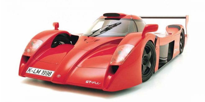 وحشیترین خودروهای مسابقهای