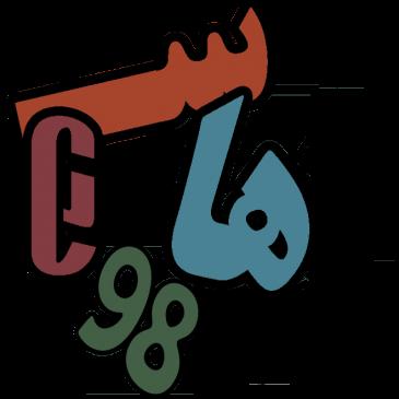 طراحی لوگو با اسم فارسی گرافیکی جذاب تحویل سریع