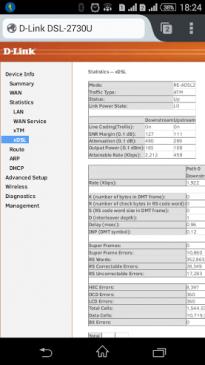 snr در مودم های tp-link سری w , وایرلس
