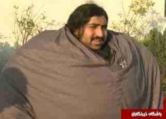 خان بابای 440 کیلویی پاکستانی خبرساز شد