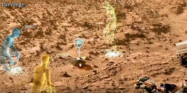 اپل متخصص واقعیت مجازی و افزوده ناسا را به خدمت گرفته است