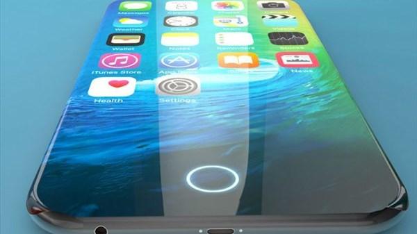 سنسور اثر انگشت آیفون 8 در زیر نمایشگر قرار میگیرد