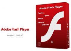 دانلود فلش پلیر جدید Adobe Flash Player 26.00.126 Final x86/x64