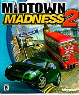 دانلود بازی Midtown Madness 2 میدتون (میدتون مدنس 2) برای کامپیوتر