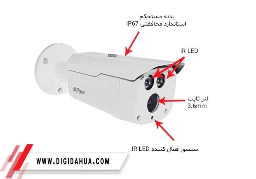 دوربین داهوا 1400 dp